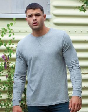 Vyriški T-marškinėliai ilgomis rankovėmis