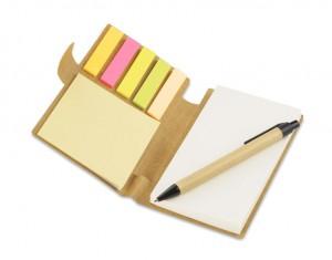 MARRO firmos rutulinis rašiklis su užrašų knygute