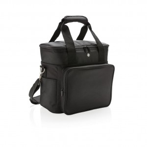 Swiss Peak aušinamasis krepšys, juodos spalvos
