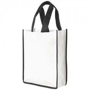 Contrast mažas neaustinis pirkinių krepšys