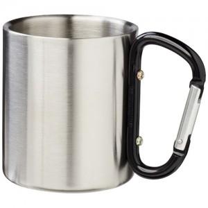 Alps 200 ml vakuuminis puodelis su karabinu