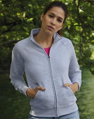 Moteriškas aukščiausios kokybės džemperis-švarkas