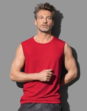 Vyriški aktyvaus sporto marškinėliai