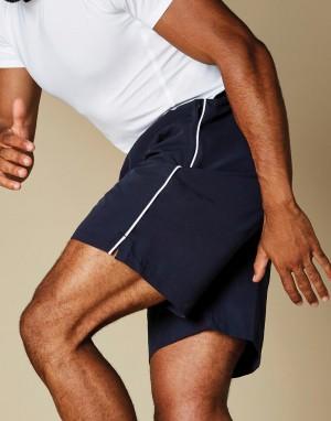 Klasikinio kirpimo sportiniai šortai