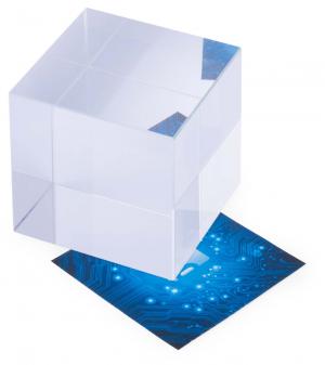 Verslo dovanos Cudor (Glass block)