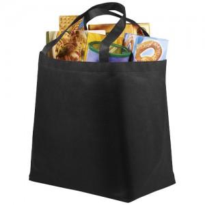 Maryville firmos neaustos medžiagos krepšys pirkiniams