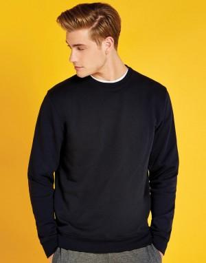 Vyriškas įprasto kirpimo džemperis skalbiamas iki 60 laipsnių temperatūros
