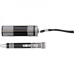 Įrankių komplektas, LED žibintuvėlis, daugiafunkcinis atsuktuvas