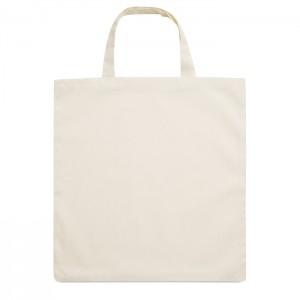 Pirkinių krepšys su trumpomis rankenomis