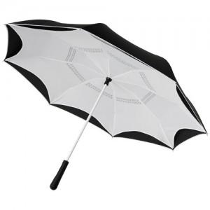 Naujoviško dizaino skėtis