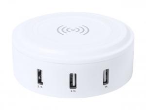 Verslo dovanos Mandux (wireless charger)