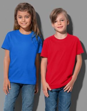 Klasikiniai T-marškinėliai vaikams