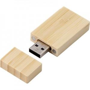 Bambuko USB atmintinė 32 GB