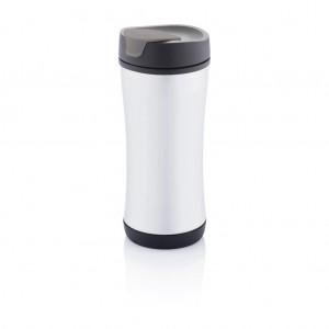 Boom eco puodelis, pilka / juoda spalvos