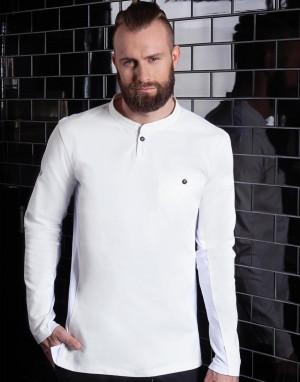 Vyriški darbo marškinėliai ilgomis rankovėmis