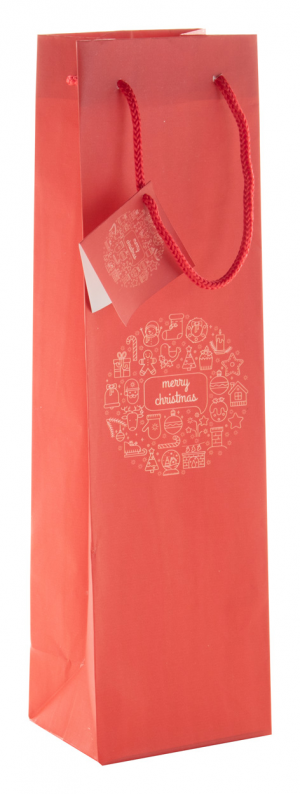 Verslo dovanos Tammela W (wine gift bag)