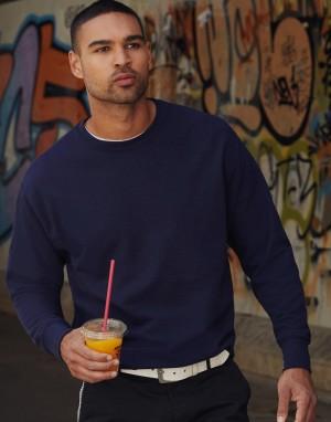Vyriškas lengvas džemperis su įsiūtomis rankovėmis
