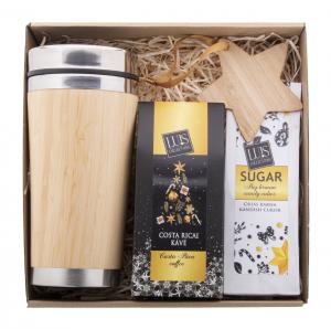 Verslo dovanos Brunca (coffee gift set)