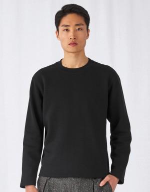 Vyriškas džemperis su atviru kraštu