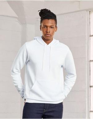 Universalus medvilninis džemperis su gobtuvu