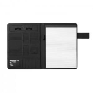 A4 portfelis su nešiojamuoju įkrovikliu