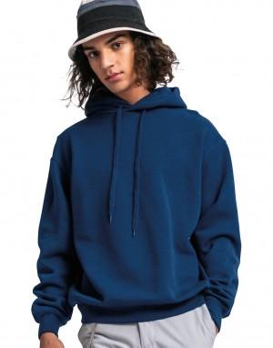Klasikiniai džemperis su gobtuvu
