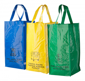 Verslo dovanos Lopack (waste recycling bags)