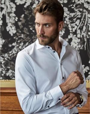 Slim Fit. Vyriški marškiniai