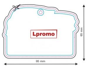 Kvapai automobiliams, forma lpf367