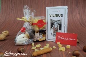 Dovanų rinkinys Vilniaus pasaka