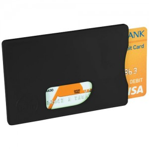 Zafe firmos kreditinės kortelės dėklas