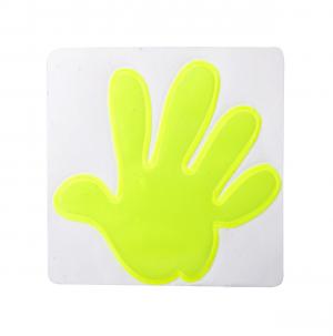 Verslo dovanos Astana (reflective sticker, hand)
