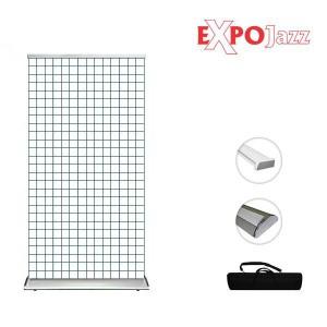 Mobilieji stendai ExpoJazz Eclusivo, 100x200 cm