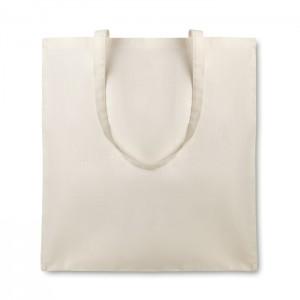 Ekologiškos medvilnės pirkinių krepšys
