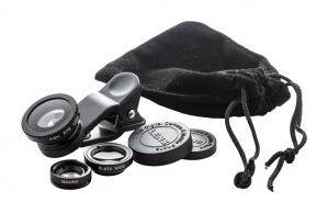 Išmaniojo telefono objektyvų rinkinys Optix