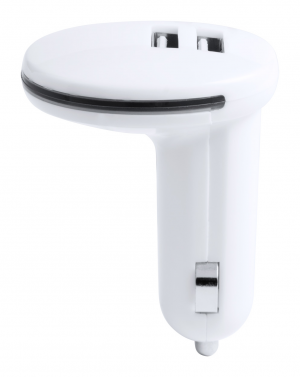 Verslo dovanos Kerwin (USB car charger)