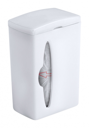 Verslo dovanos Bluck (waste bag dispenser)