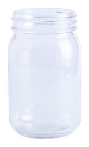 Verslo dovanos Drunax (mason jar drinking glass)