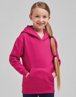 Vaikiškas džemperis su gobtuvu