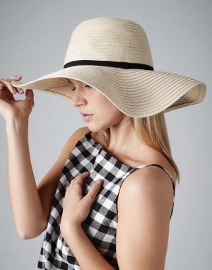 Plačiabrylė skrybėlė nuo saulės