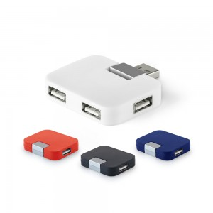 JANNES. USB šakotuvas 20