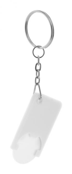 Vežimėlio monetos raktų pakabukas Beka