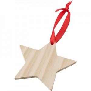 """Kalėdų pakabinama dekoracija """"žvaigždė"""""""