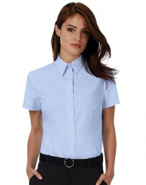 Oxford SSL. Moteriški marškiniai.
