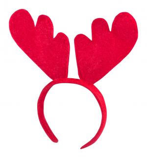 Verslo dovanos Rudolph (antler headband)