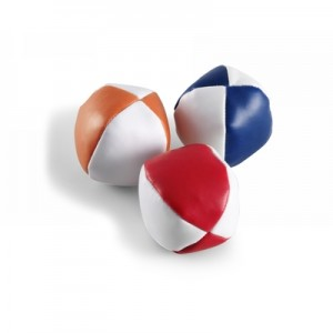 Žongliravimo kamuoliai, 3 vienetai