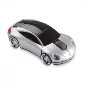 Belaidė pelė automobilio formos