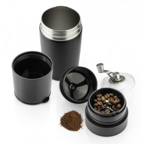 Kelioninis puodelis su COLUMBIA firmos rankine kavamale 360 ml