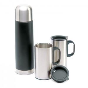 Termosas su 2 puodeliais