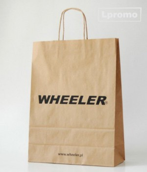 Kraft rudi popieriniai maišeliai, 240x320 mm